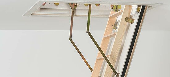 fireresistant loft ladder model f90 measure to made