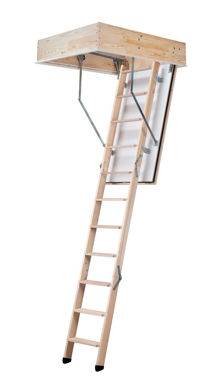fire resistant loft ladder