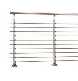 Handrail banister PROVA 10 aluminium kit 1.2 m high