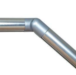 Handrail corner connection PROVA PS 6 Alu