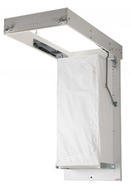 Storage ceiling box with organizer   BEAM-IT-UP®