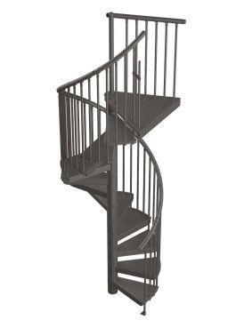 Spiral staircase DELTA