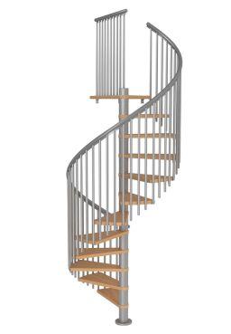 Spiral staircase MONTRÉAL CLASSIC 5
