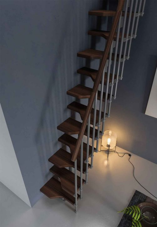 Modular Staircase From Dolle Most Versatile Space Saver System