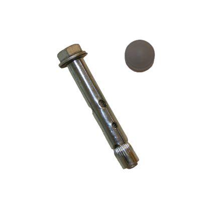 Heavy-duty anchor screws PS 23 for concrete 4 pcs.