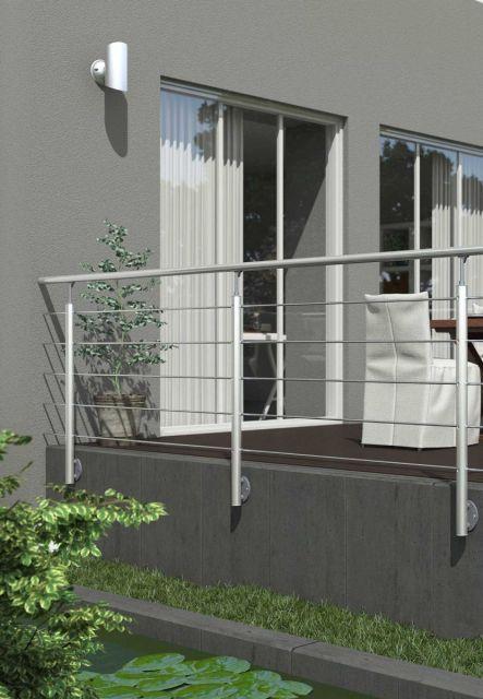 Handrail banister CLEAN kit 1,5 m