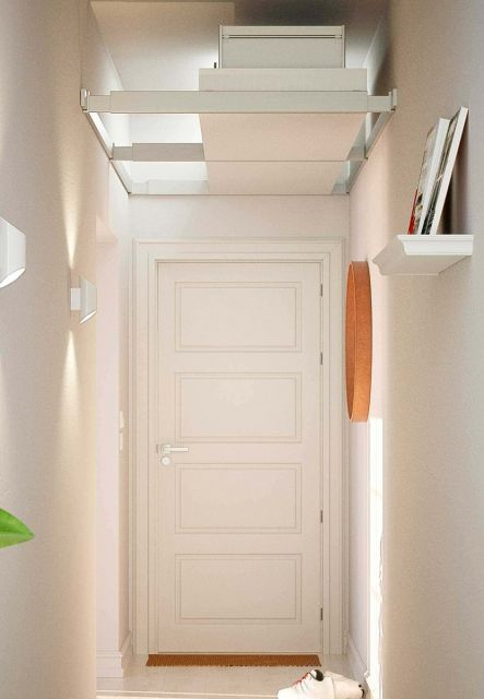 Smart storage 2 organiser boxes like 2 closets above
