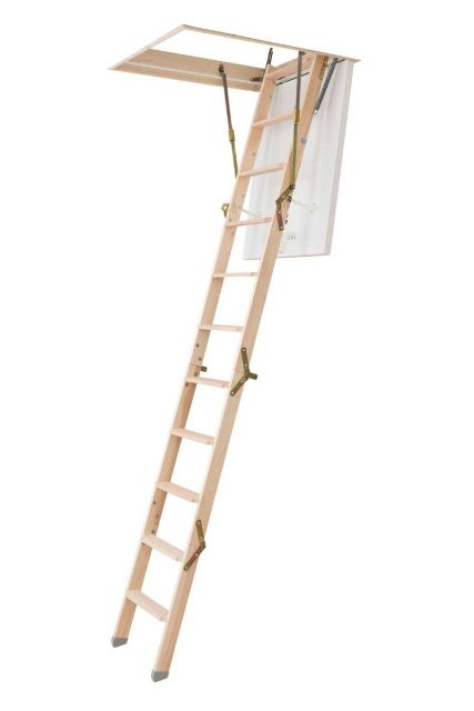 Loft ladder clickFIX 36 Gold Mini