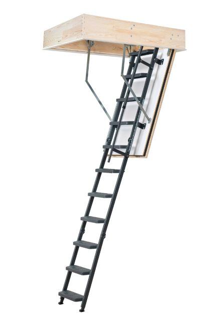Fire resistant loft ladder REI 45 comfort