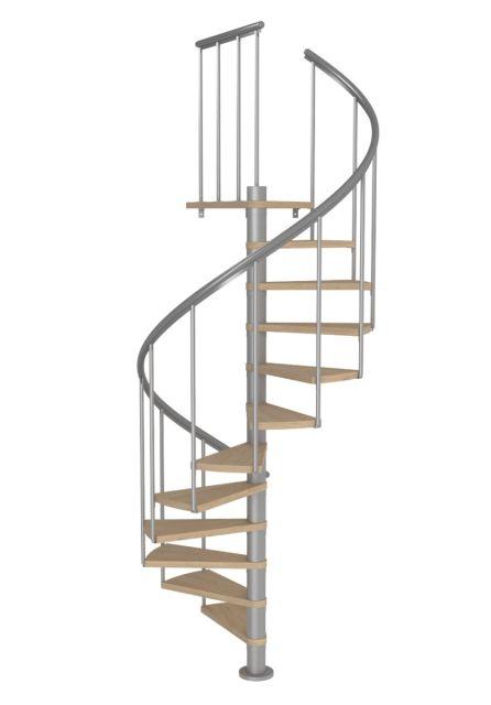 Spiral staircase MONTRÉAL CLASSIC 2