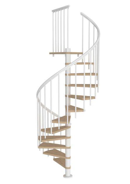Spiral staircase MONTRÉAL CLASSIC 3
