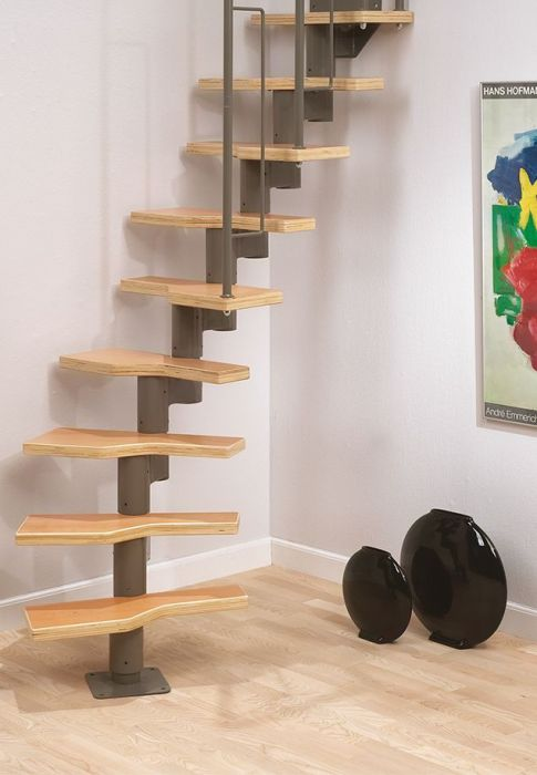 modular staircase space saving kit stairs from dolle graz