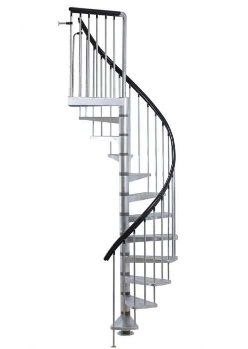 Spiral Staircase For Outdoor Use In Top Quality From Dolle